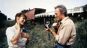 In späteren Jahren wechselte Eastwood immer wieder hinter die Kamera.