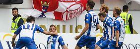 """""""Der Osten rockt durch Liga 3"""": Ex-Europapokalsieger Magdeburg steigt auf"""