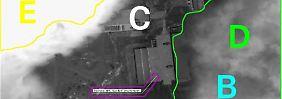 MH17-Abschuss: So kreativ spielte der Kreml mit Photoshop