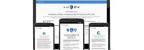 Privatsphäre und Sicherheit: Google gibt Nutzern mehr Kontrolle