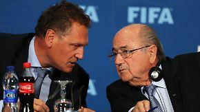 Stimmenkauf für WM in Südafrika: Blatter-Vertrauter soll 10 Millionen überwiesen haben