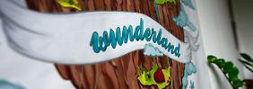 """Das bunte Logo der Internet-Startup Firma """"6Wunderkinder"""""""