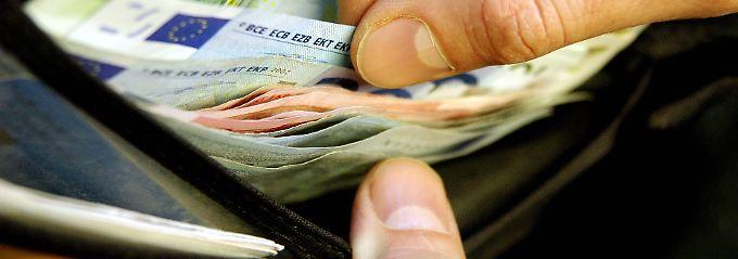 Was geht: Einzugsermächtigung,  Überweisung oder auch Bargeld?