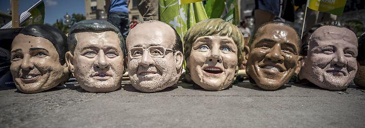 Am Sonntag startet in Bayern der G7-Gipfel, bei dem die zu ihrer Gründungszeit größten Industrienationen (Italien, Japan, Frankreich, Deutschland, USA, Großbritannien, Kanada) zusammenkommen, um die wichtige weltpolitische Themen zu besprechen.