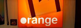"Eklat um Mobilfunkvertrag in Israel: Paris beschwichtigt Israel wegen ""Orange"""