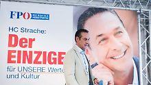 FPÖ treibt Volksparteien vor sich her: Österreichs Rechte tritt aus Haiders Schatten