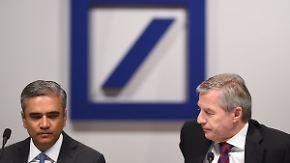 Der Kommentar: Reitz' Worte zur Deutschen Bank