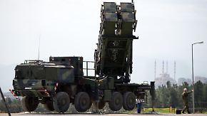 """Abzug von """"Patriot""""-Einheiten: Bundeswehr beendet Mission in der Türkei"""