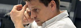 200 Punkte als Nerven-Test: Dax-Zitterpartie belastet die Anleger