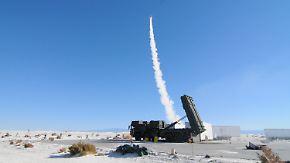 Neues Raketenabwehrsystem: Von der Leyen gibt Milliarden für Meads aus