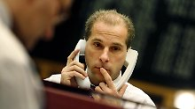 Minus an der Wall Street: Dax fällt vom Tageshoch rund 230 Punkte