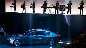 Moderner, dynamischer, leichter: BMW präsentiert den neuen 7er