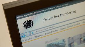 Zugriff auf alle Passwörter: Hacker kontrollieren IT-Netzwerk des Bundestags