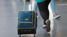 Neue Vorgaben für Koffer: Handgepäck soll kleiner werden