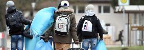 Für dieses Jahr erwarten die Länder insgesamt 450.000 Asylbewerber.