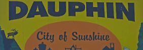 Einen Platz an der Sonne hat Dauphin zumindest noch metereolgisch inne.