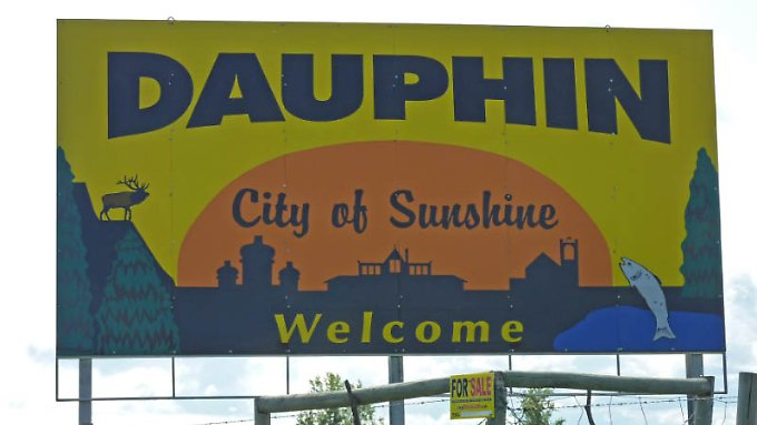 Einen Platz an der Sonne hat Dauphin zumindest noch meteorologisch inne.
