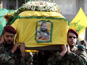 Die einfachen Hisbollah-Mitglieder aus dem Libanon zahlen einen hohen Preis für den Kampf in Syrien.