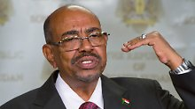 Haftbefehl gegen Sudans Staatschef: Al-Baschir sitzt in Südafrika fest