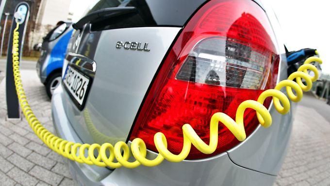 Sonderabschreibungen: Regierung diskutiert Kaufanreize für E-Autos