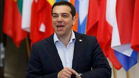 Tsipras' Zeitplan für die weiteren Verhandlungen ist zu knapp, fürchten viele Beobachter.