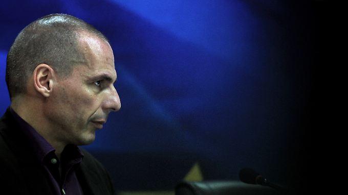 Bekannt für provokante Gesten und Statements: Yanis Varoufakis.