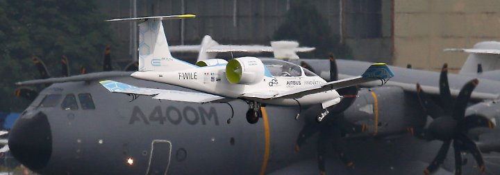 Paris Air Show: Die Überflieger von Le Bourget