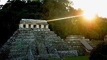 Wie der Backenzahn eines Jaguars: Forscher entziffert Maya-Hieroglyphen