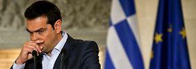Volles Risiko: Wie weit wird Tsipras gehen?