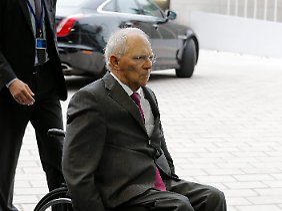 Wolfgang Schäuble spricht von einem wichtigen Schritt.
