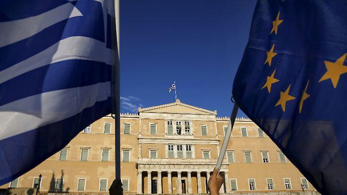 Athen oder die EU: Wer wird sich durchsetzen?