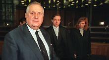 Devisenhändler der DDR: Alexander Schalck-Golodkowski ist tot