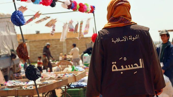 Die IS-Religionspolizei überwacht alles. Zwei Jugendlichen wurde das zum Verhängnis.