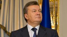 """""""Brauchen wir noch einen Krieg?"""": Janukowitsch räumt Mitschuld ein"""