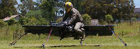 Fliegende Motorräder: US-Militär bestellt Hoverbikes