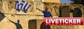 Liveticker zu den Griechenland-Verhandlungen: +++ 15:10 AfD landet in Athen. Lösung im Handgepäck? +++