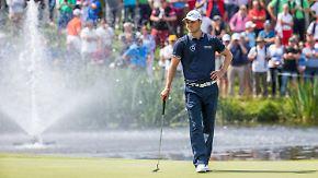 Schwacher Auftakt bei BMW Open: Martin Kaymer holt sich nasse Füße