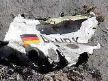 Ermittlungen zu Germanwings-Absturz: Pilot führte ein Glückstagebuch