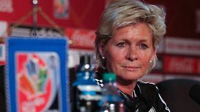 Viertelfinale gegen Frankreich: DFB-Frauen wollen zur Dampfwalze werden