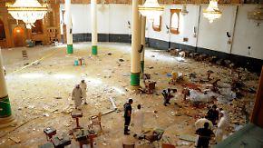 Dutzende Tote in Kuwait: IS bekennt sich zu Anschlag auf Moschee