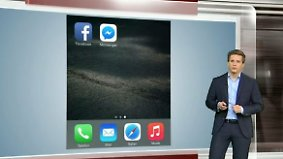 n-tv Netzreporter: Facebook lockert Login-Bedingungen des Messengers