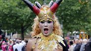 """CSD-Parade macht Berlin noch bunter: """"Wir sind alle anders. Wir sind alle gleich"""""""