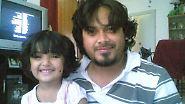 """Hashtag-Trend ehrt Frauen: Indiens Väter machen ein """"Selfie mit Tochter"""""""