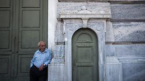 Parallelwährung als Option: Griechen entscheiden auch über Existenz der Banken