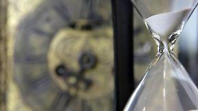 Uhr passt sich an Erdumdrehung an: In der Nacht gibt's eine Schaltsekunde geschenkt