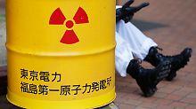 Vor vier Jahren beschädigte ein Erdbeben in Fukushima ein Atomkraftwerk schwer.