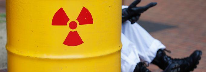 Vor vier Jahren löste ein Erdbeben in Fukushima einen Tsunami aus und beschädigte ein Atomkraftwerk schwer.