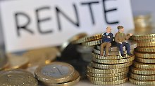 Die Rente steigt ab 1. Juli.