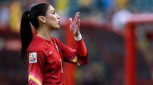 WM-Halbfinale gegen USA: DFB-Frauen gegen Hope Solo