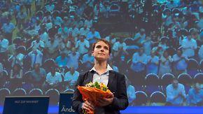 Buh-Rufe für Lucke: AfD wählt Petry zur alleinigen Vorsitzenden